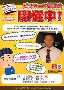 20190202_ビリヤード相談会_02月